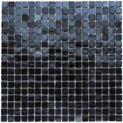 Glass mosaic Imperial Noir