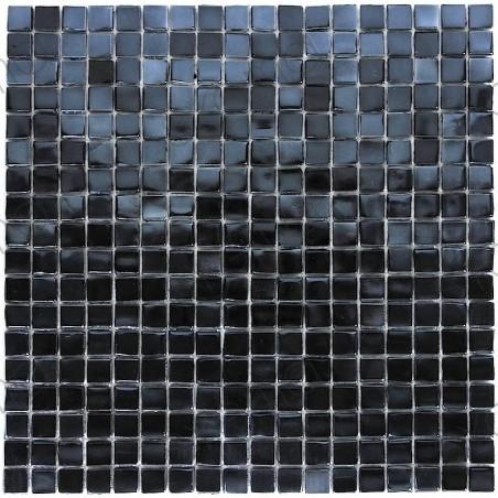 Glass mosaic Imperial Noir