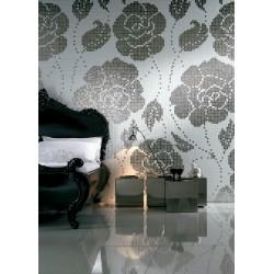 mosaïque pour mur de décoration 0,96 m2 pdv-art-rose