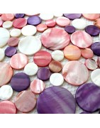 mother of pearl mosaic-mother of pearl tile